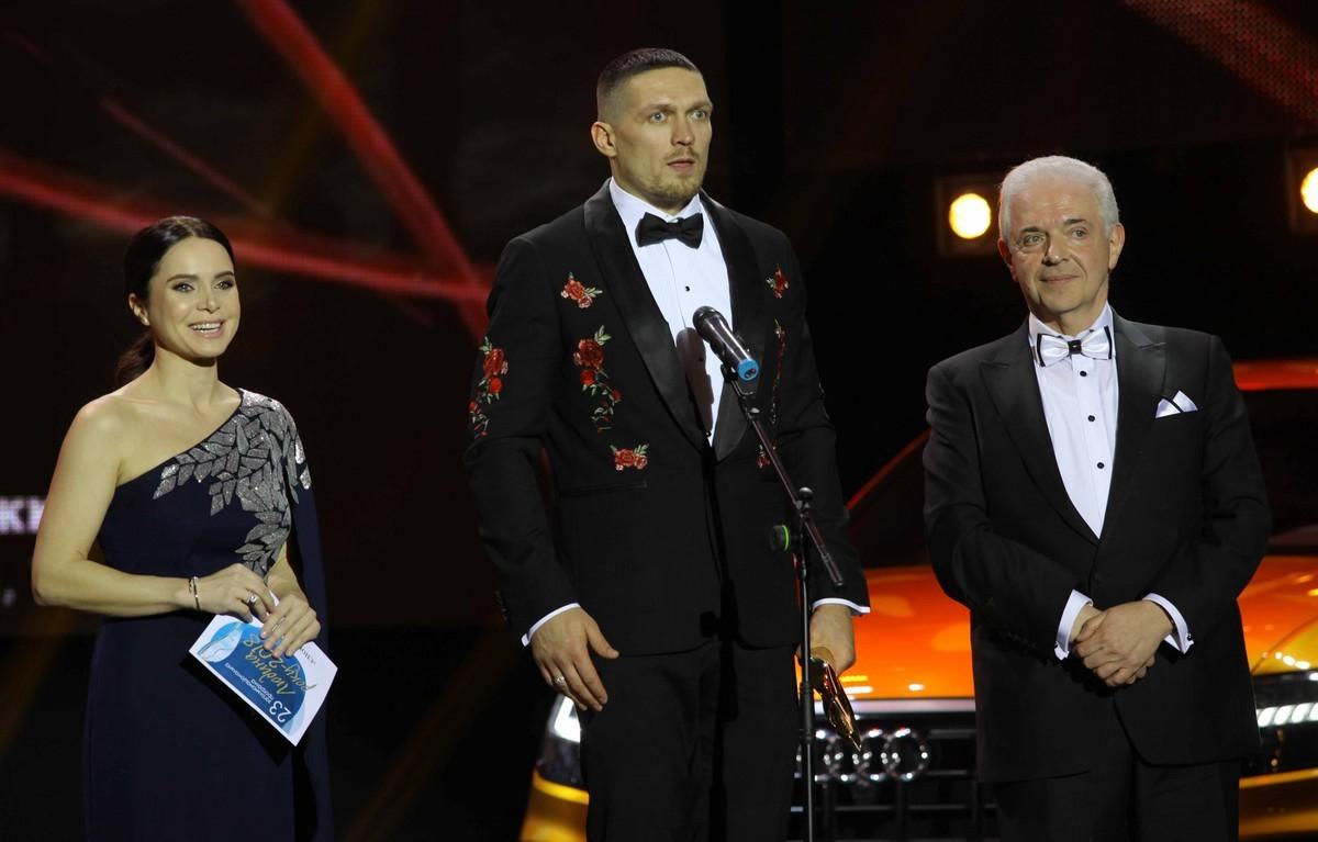 Человек года – 2018 награждение победителей 23 общенациональной премии Усик