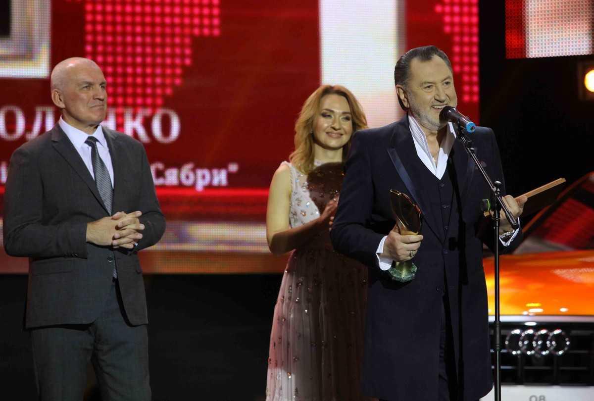 Человек года – 2018 награждение победителей 23 общенациональной премии Ярмоленко