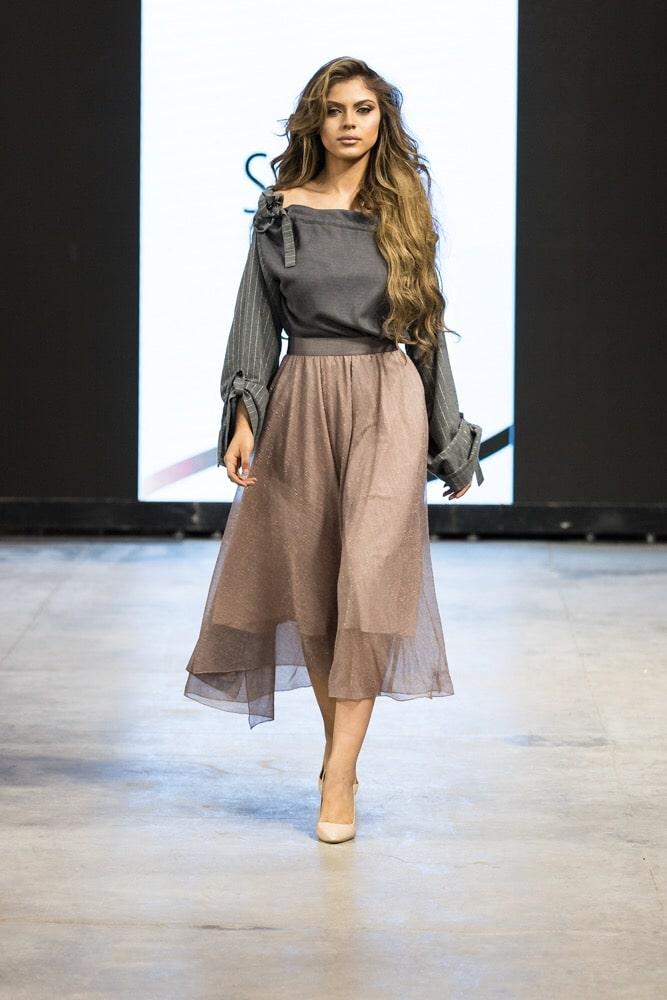 SOLH показал весеннюю коллекцию на Неделе моды в Нью-Йорке 9