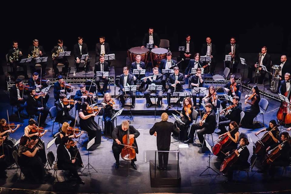 Самые интересные мероприятия в Киеве Спектакль Концерт «Классика о любви»