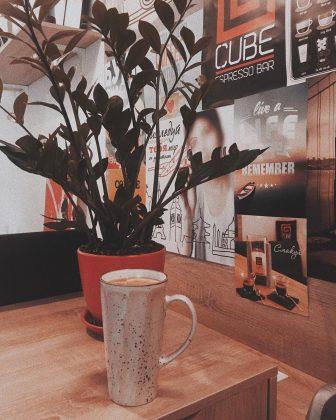 Самые популярные кофейни Белой Церкви - CUBE espresso bar 2