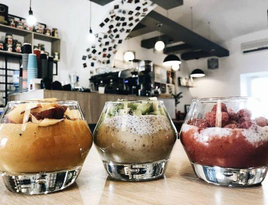 Самые популярные кофейни Белой Церкви - CUBE espresso bar 3
