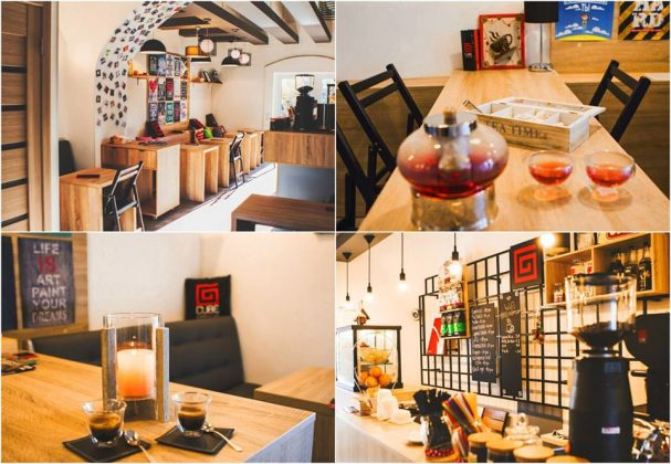Самые популярные кофейни Белой Церкви - CUBE espresso bar 5