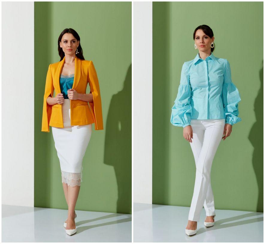 Итальянская элегантность коллекция украинского бренда SOLE SS'19 7