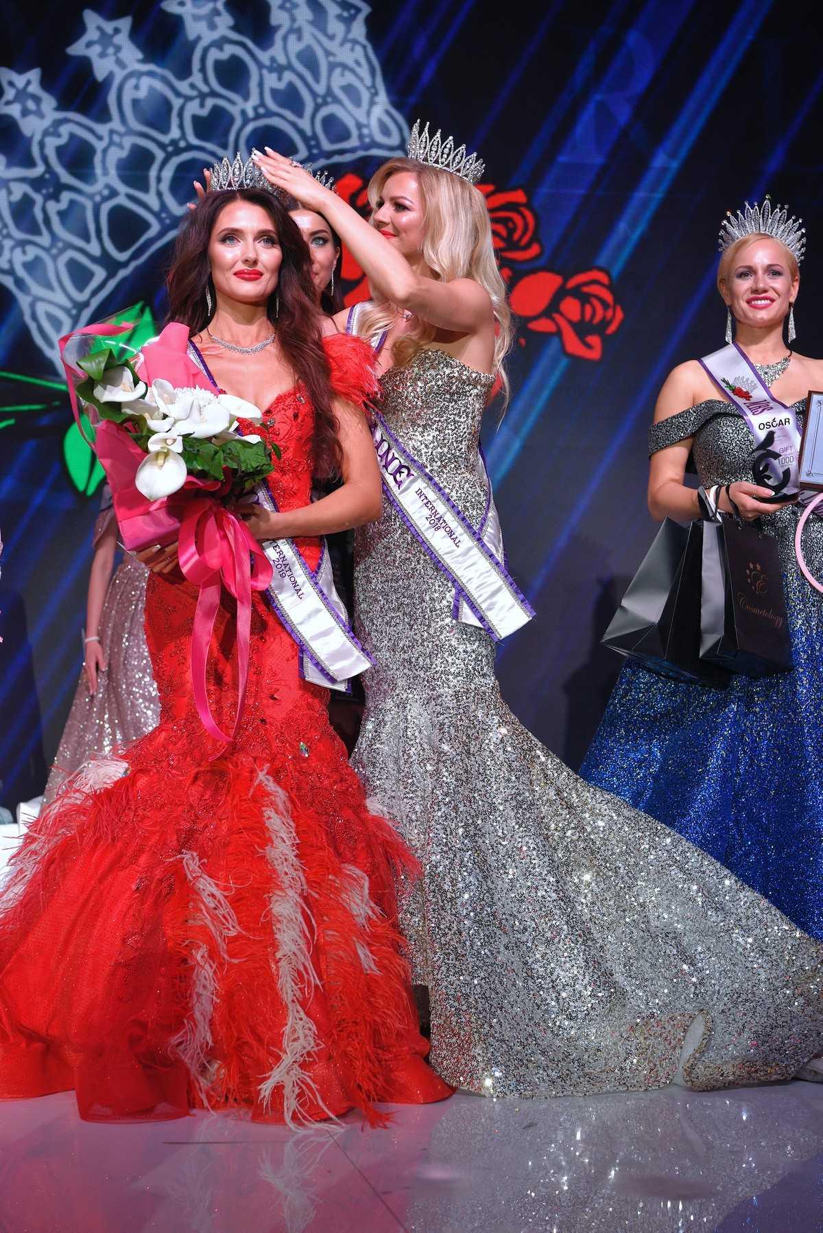 Невестка Поплавского победила в конкурсе Mrs. International-2019, который пройдет в США 3