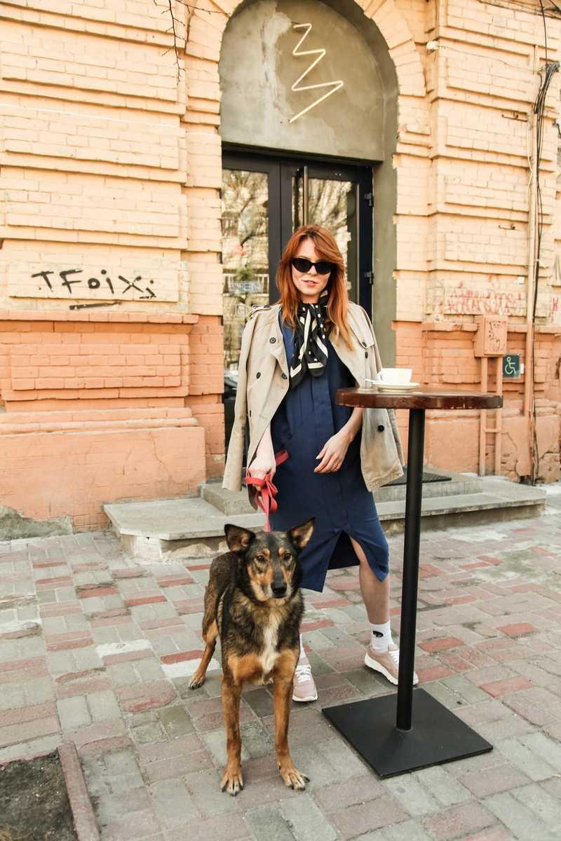 Украинский бренд SOLH поддержал социальный проект Хвостатый четверг 5