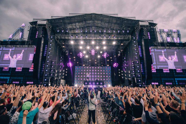 С 9 по 14 июля в Киеве состоится музыкальный фестиваль Atlas Weekend 2019
