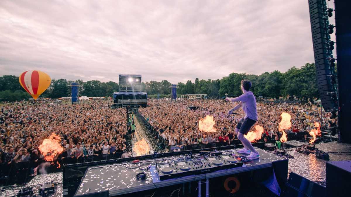 С 9 по 14 июля в Киеве состоится музыкальный фестиваль Atlas Weekend 2019 4