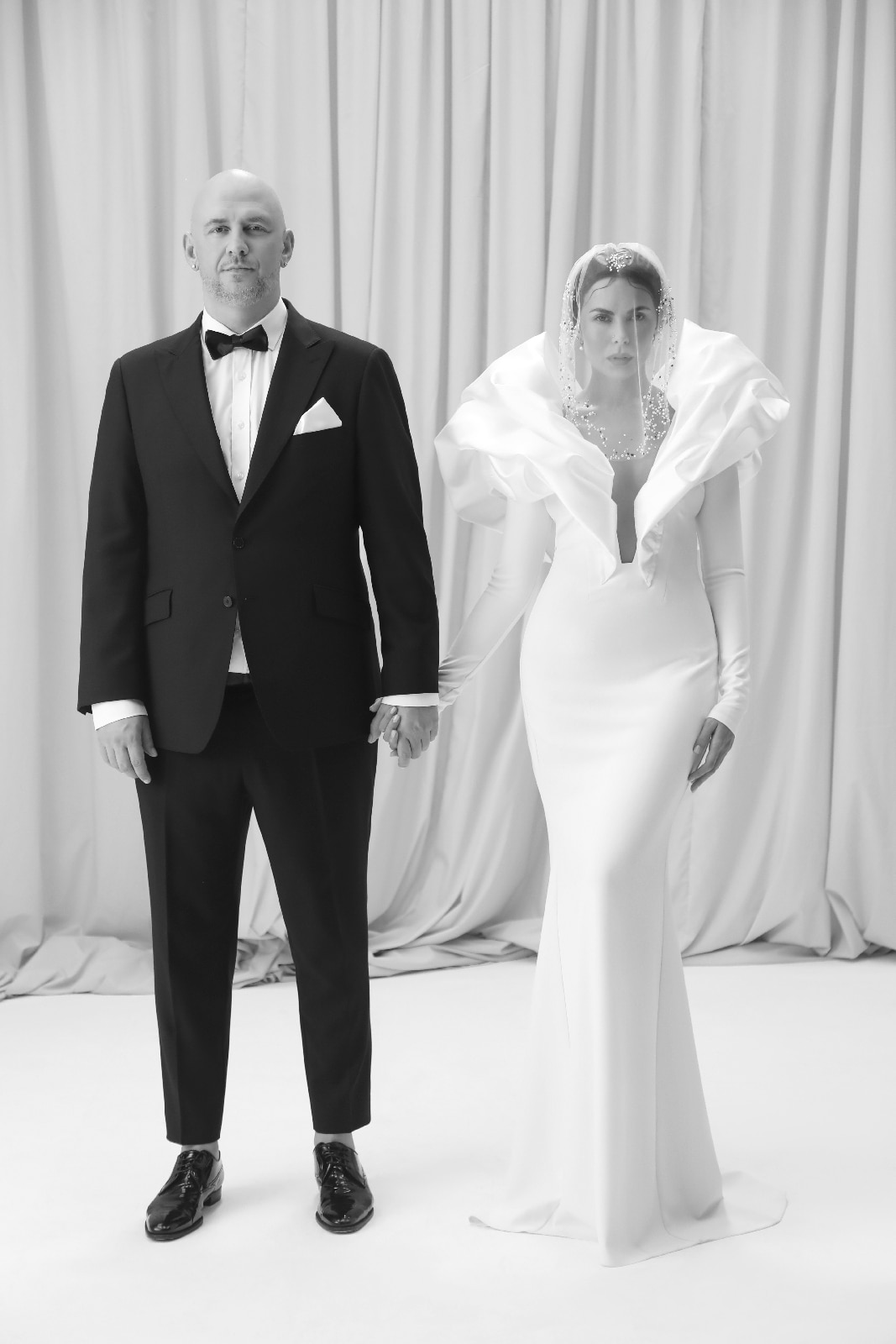 В день свадьбы Потап признался в любви Насте Каменских в новом клипе 1