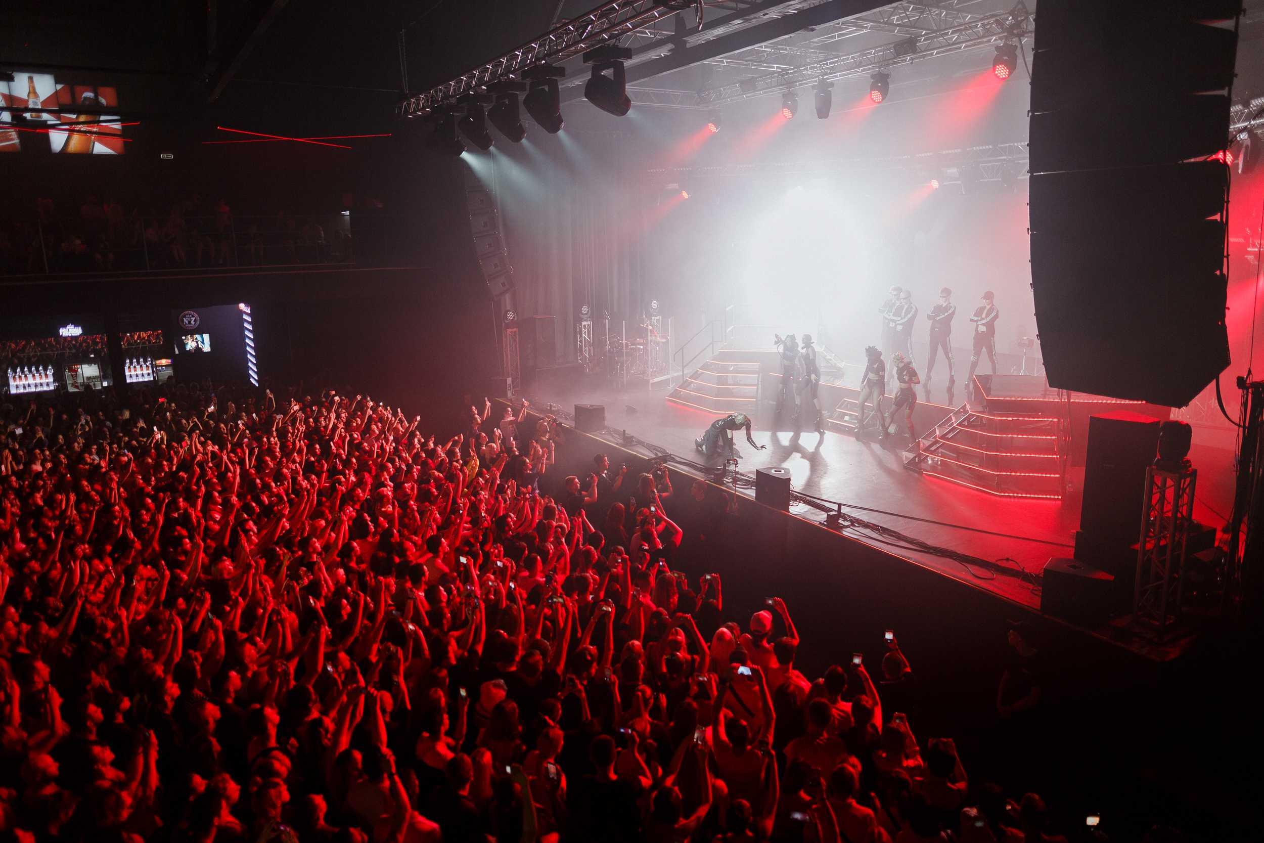 MARUV на первом сольном концерте заставила Киев покрыться семью потами 2
