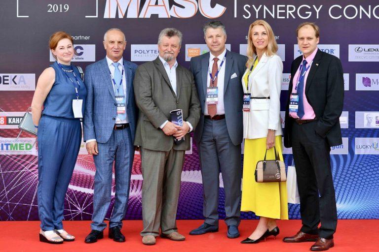 Medical Aesthetic Synergy Congress прошел 31 мая — 1 июня 2019 года в Киеве