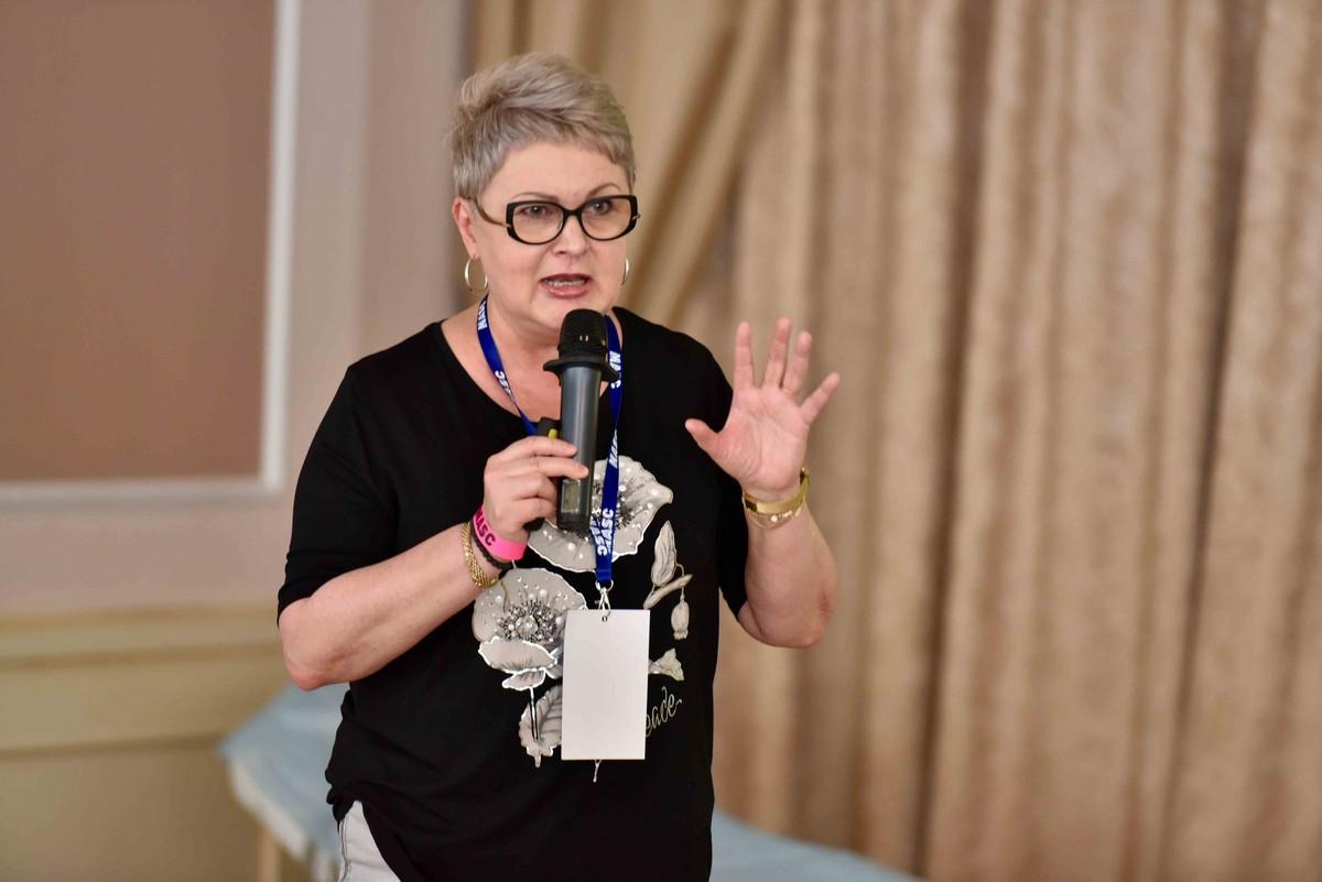 Medical Aesthetic Synergy Congress прошел 31 мая - 1 июня 2019 года в Киеве - Ewa Skrzypek