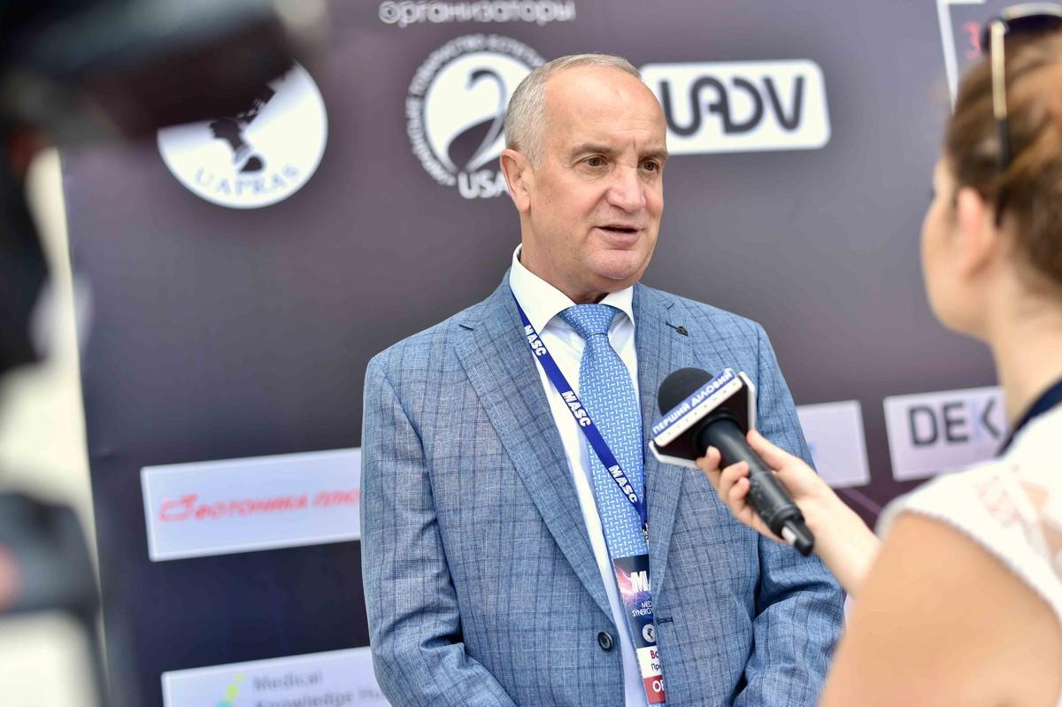 Medical Aesthetic Synergy Congress прошел 31 мая - 1 июня 2019 года в Киеве -Василь Пинчук