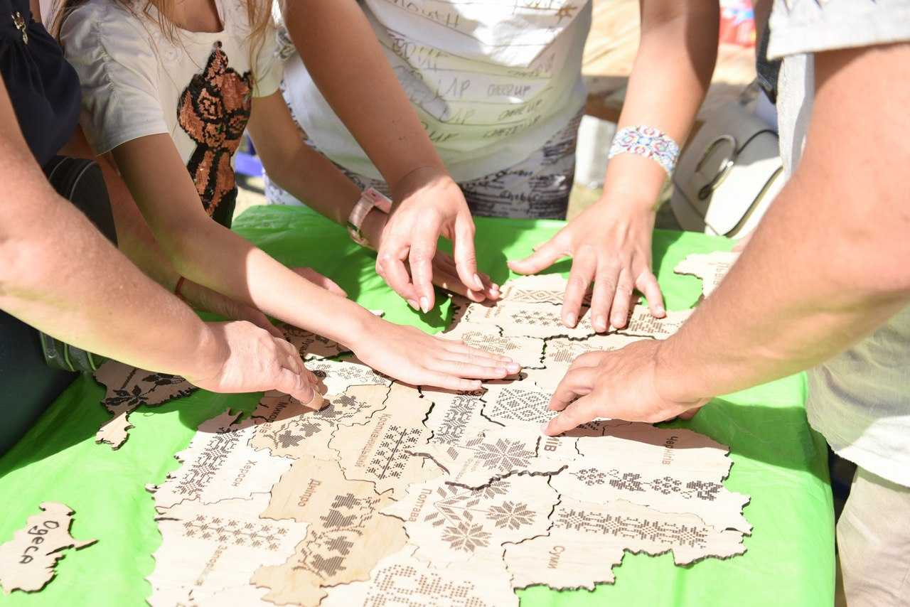 Фестиваль «З країни в Україну» состоялся в Одесской области 2