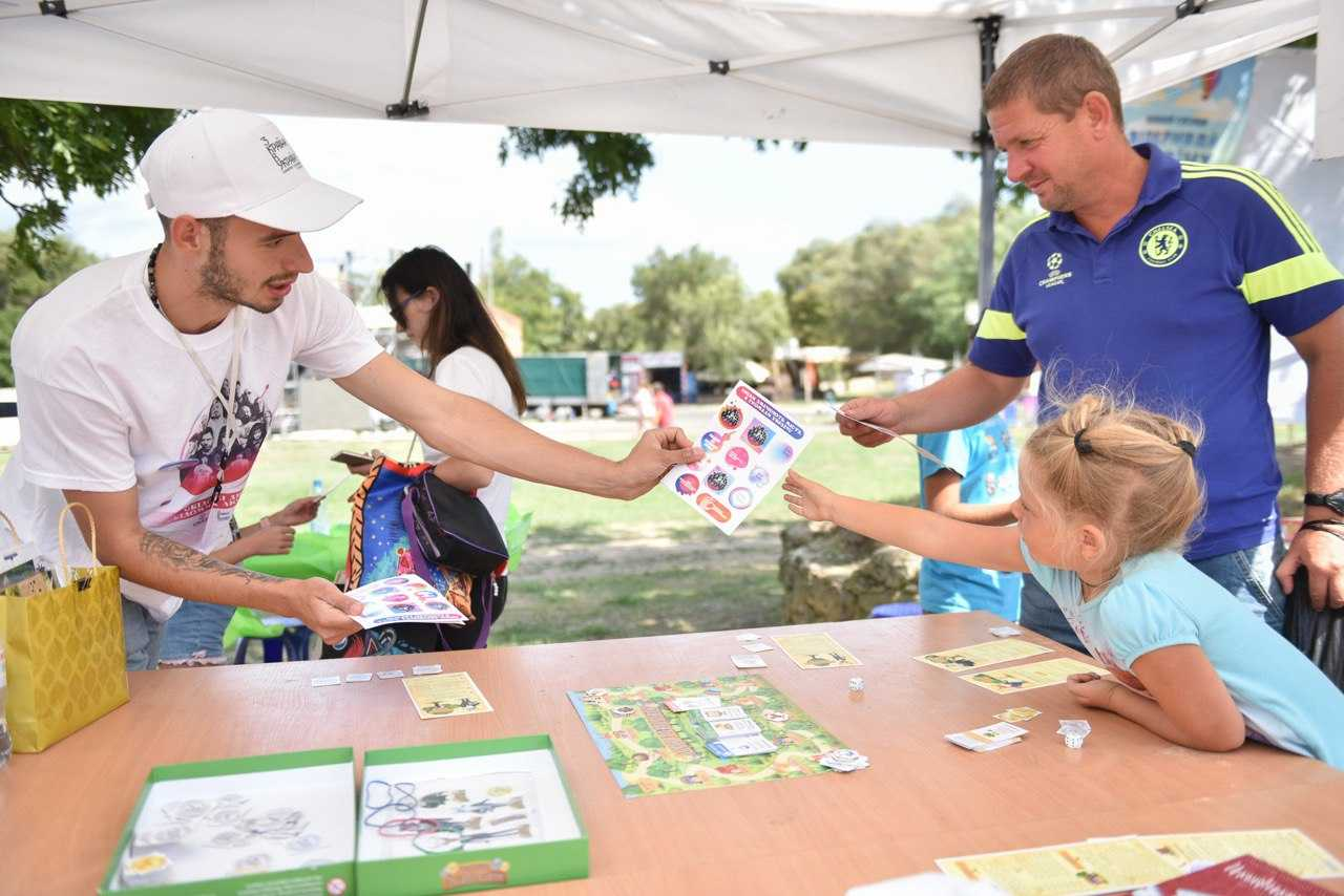 Фестиваль «З країни в Україну» состоялся в Одесской области 3