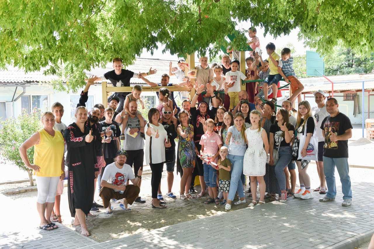 Фестиваль «З країни в Україну» состоялся в Одесской области 5