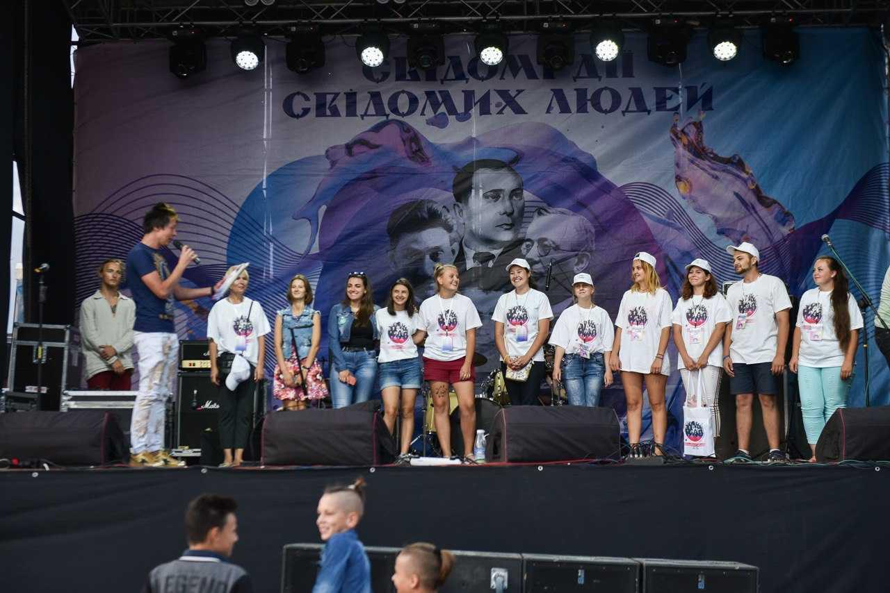 Фестиваль «З країни в Україну» состоялся в Одесской области 7