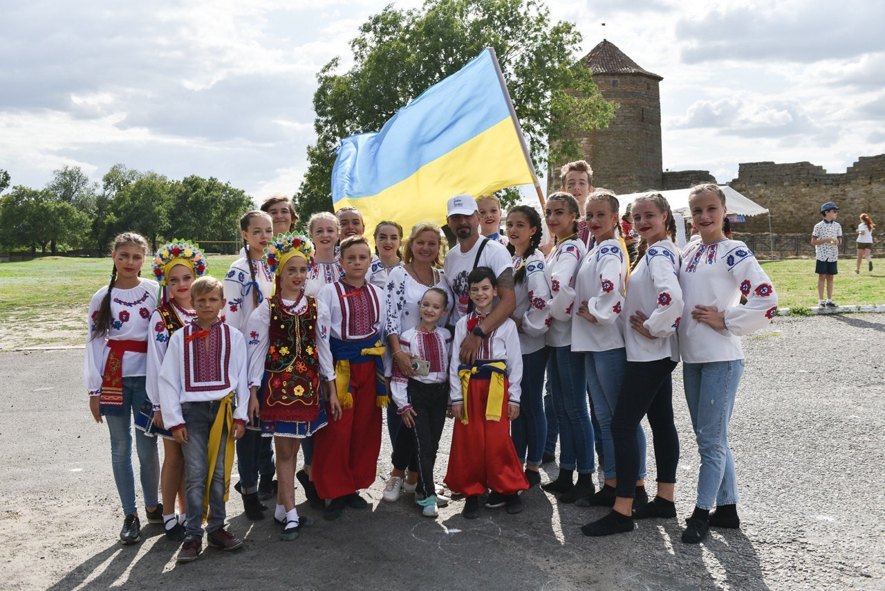 Фестиваль «З країни в Україну» состоялся в Одесской области 8