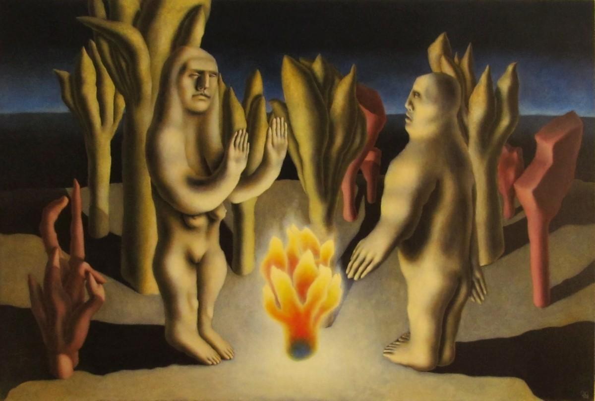 28 сентября в Lera Litvinova Gallery открывается новая групповая выставка «Большой формат» -Любовь