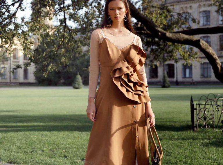 Городская осень 2019: стильные образы от украинских брендов