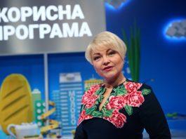 Оксана Пекун всегда поет «Душа моя»