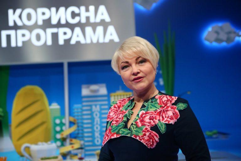 Оксана Пекун: всегда поет «Душа моя»