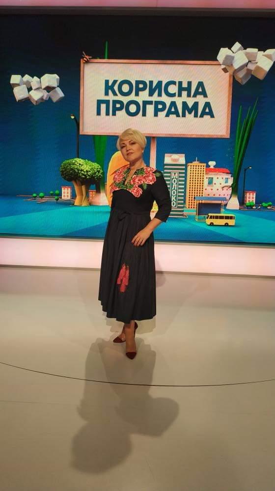 Оксана Пекун всегда поет «Душа моя» 2