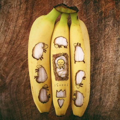 Банановое настроение Stephan Brusche_6