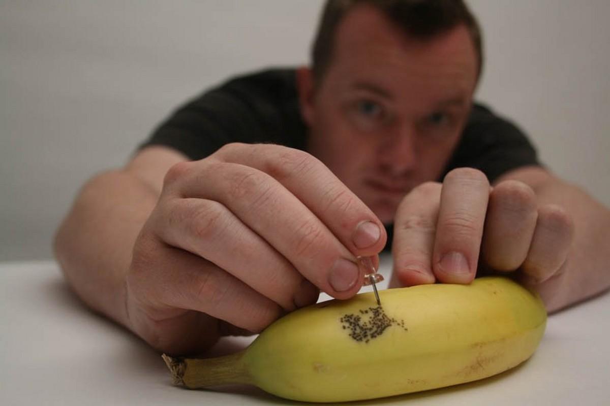 Банановые холст Jun Gil Park