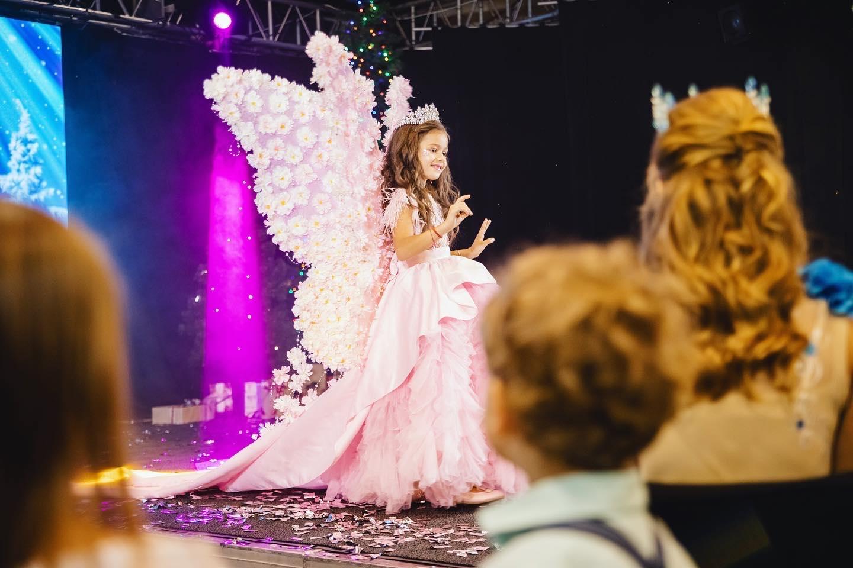 Финал рождественского концерта Christmas Fairytale от продюсерского центра Superstar Corporation 3