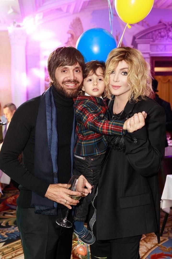 Ирина Билык С мужем и сыном рассказала о тревел-мечте