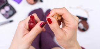Как правильно нанести лак на ногти