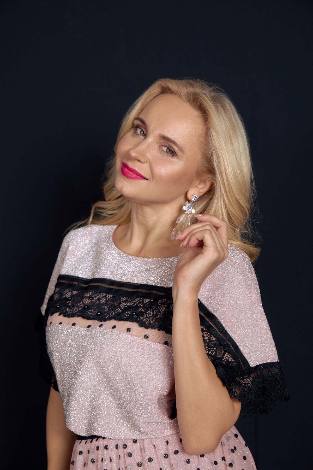 Коллаборация SOLH и телеведущей Лилии Ребрик 3