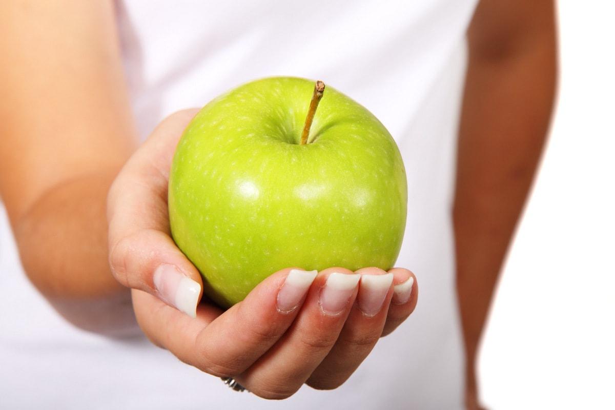 Правильное (сбалансированное) питания для ногтей
