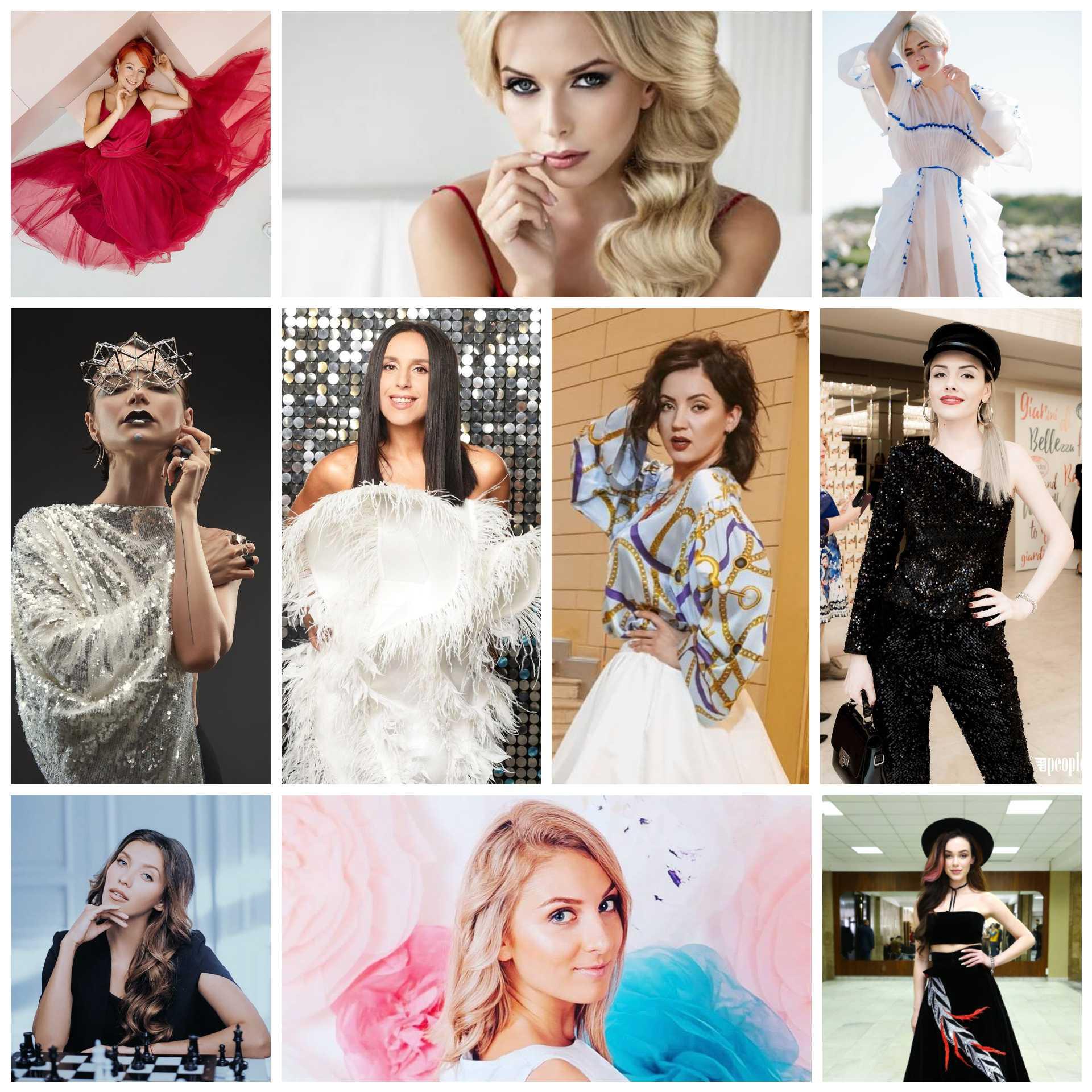 10 кращих молодих співачок України