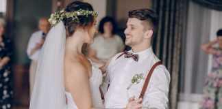 10 українських пісень для першого весільного танцю