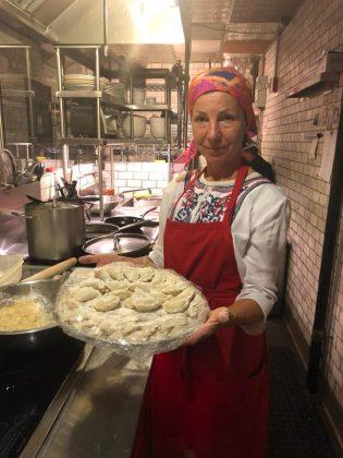 Enoteca Maria ресторан украинской кухни в Нью-Йорке 2