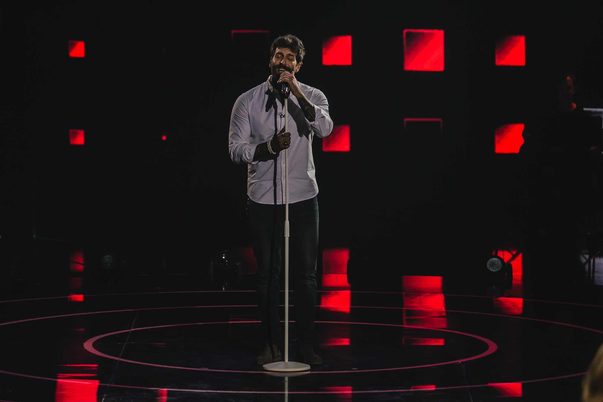 Голос країни -10 Даниэль Салем