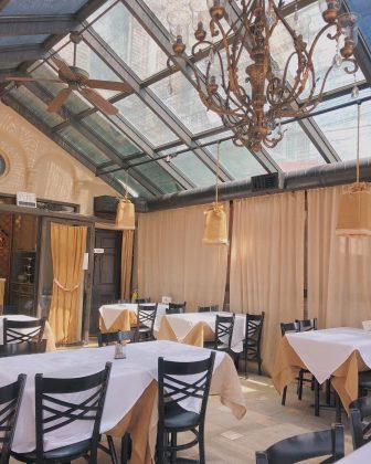 Hot Potato House лучшие украинские рестораны Нью-Йорка 2