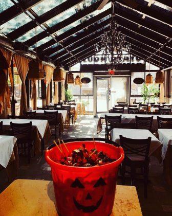 Hot Potato House лучшие украинские рестораны Нью-Йорка 3