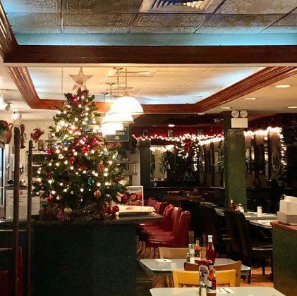 Odessa Restaurant лучшие украинские рестораны Нью-Йорка 2