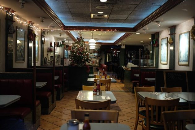 Odessa Restaurant лучшие украинские рестораны Нью-Йорка 4