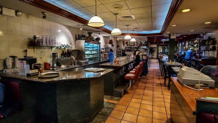 Odessa Restaurant лучшие украинские рестораны Нью-Йорка