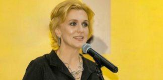 Ольга Задорожная новый генеральный директор Нового канала - logo