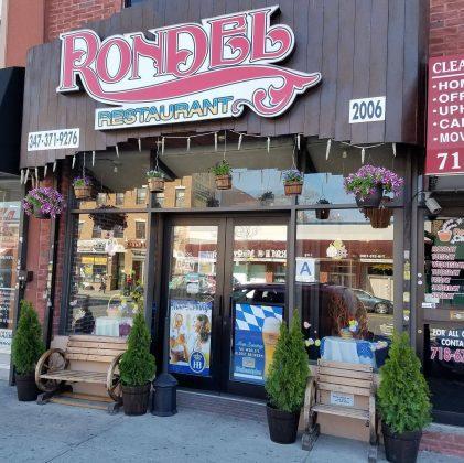 Rondel ресторан украинской кухни в Нью-Йорке 1