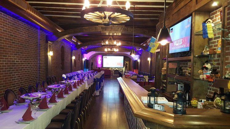 Rondel ресторан украинской кухни в Нью-Йорке 3