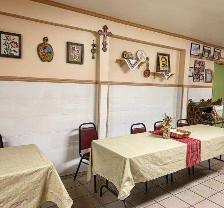 Streecha ресторан украинской кухни в Нью-Йорке 1