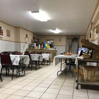 Streecha ресторан украинской кухни в Нью-Йорке 4
