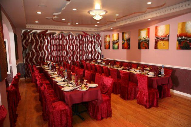The Bomond лучшие украинские рестораны Нью-Йорка 2
