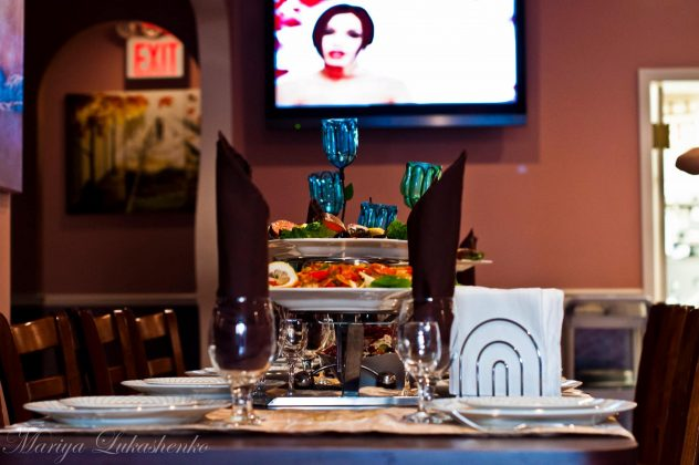 The Bomond лучшие украинские рестораны Нью-Йорка 3